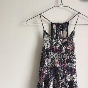 Floral Dress by Everly (Nordstrom)
